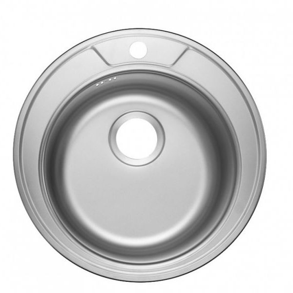 Врезные мойки: Кухонная мойка ЕМАР ЛАЙТ 490