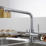 Смесители из нержавейки: Смеситель для кухни с высоким изливом ЕС-3003 фото 5