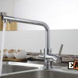 Смесители из нержавейки: Смеситель для кухни с высоким изливом ЕС-3003 фото 12