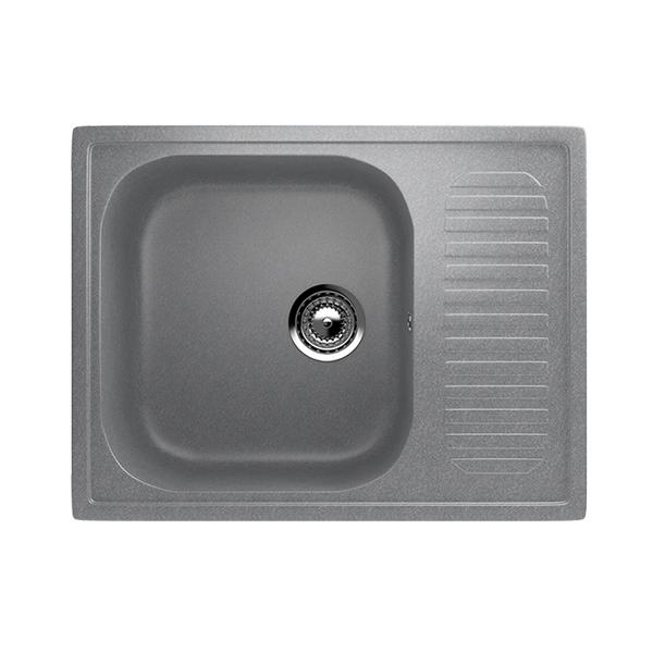 Гранитные мойки: Кухонная мойка U-202