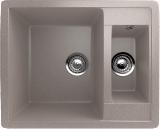 Гранитные мойки: Кухонная мойка ULGRAN U-106 фото 6