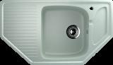 Гранитные мойки: Кухонная мойка U-109 фото 8