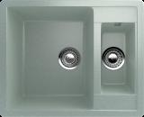 Гранитные мойки: Кухонная мойка ULGRAN U-106 фото 8