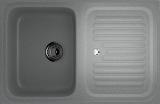 Гранитные мойки: Кухонная мойка U-502 фото 12