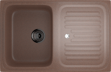 Гранитные мойки: Кухонная мойка U-502 фото 13