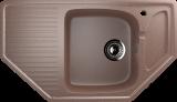 Гранитные мойки: Кухонная мойка U-109 фото 12