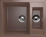 Гранитные мойки: Кухонная мойка ULGRAN U-106 фото 12